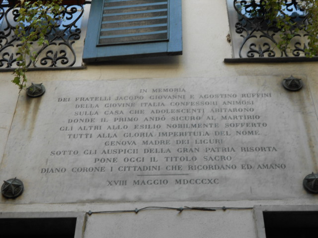 Ufficio Passaporti Genova Corso Aurelio Saffi : Genova dear miss fletcher pagina
