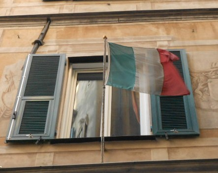 Il tricolore - Genova