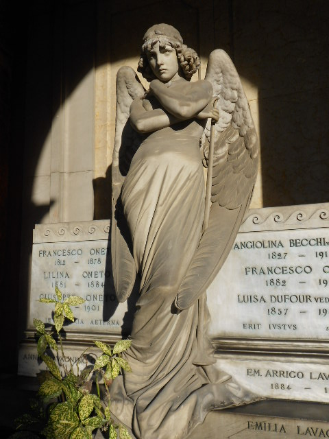 L'Angelo di Monteverde, elogio della bellezza (1/6)