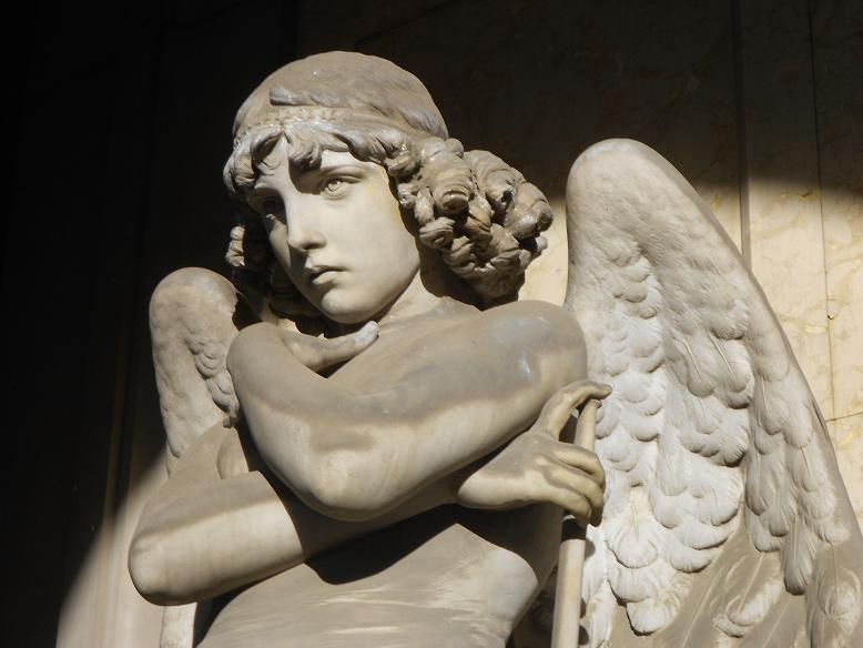 L'Angelo di Monteverde, elogio della bellezza (4/6)