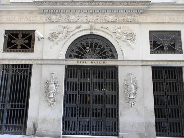 Casa di Mazzini 1