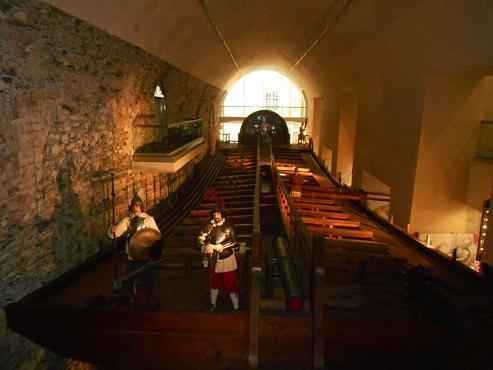 Galata Museo del Mare - La Galea