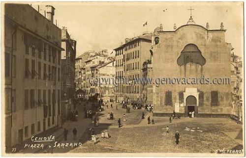 Piazza Sarzano