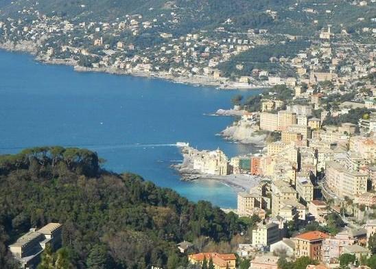 Camogli e la Riviera