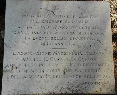 Giacomo Mazzini