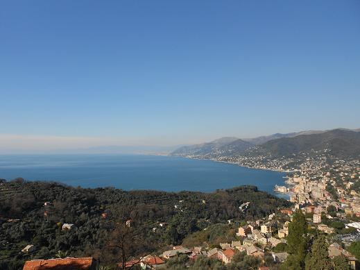 Liguria da San Rocco di Camogli