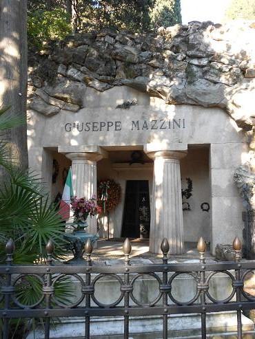Tomba di Mazzini