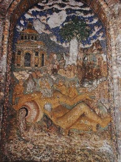 Grotta Doria (13) Nilo