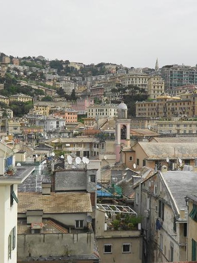 Tetti di Genova (3)