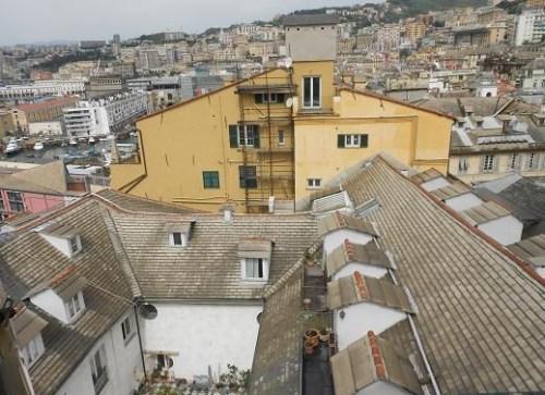 Tetti di Genova