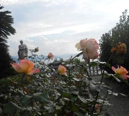 Villa durazzo e il giardino degli dei dear miss fletcher - Il giardino degli dei ...