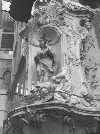 Edicola - Via San Pietro della Porta