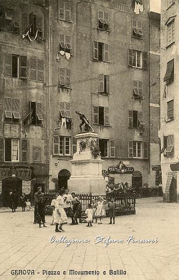 Piazza Pammatone