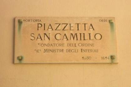 Piazzetta San Camillo