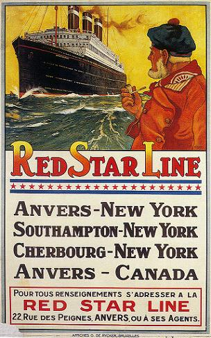 Red Star Line Museum (3)