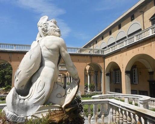 Tritone - Palazzo del Principe