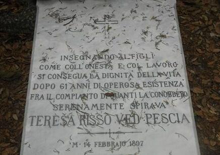 Teresa Pescia