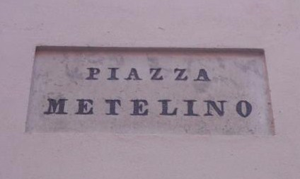 Piazza Metelino