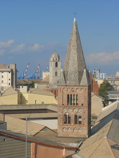 Campanile di Sant'Agostino (3)