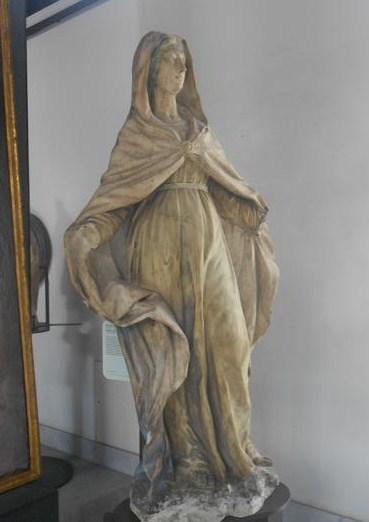 Madonna dell Misericordia - Porta Aurea
