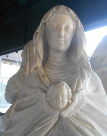 Madonna della Misericordia - Chiesa di San Silvestro