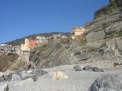 Vernazza - la spiaggia (11a)