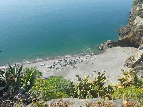 Vernazza - la spiaggia (18)