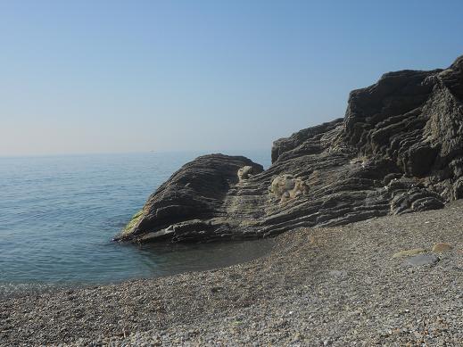 Vernazza - la spiaggia (4)