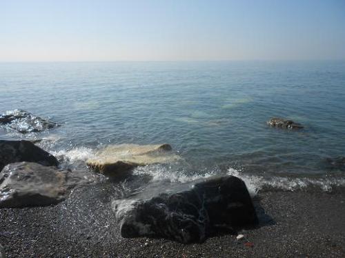 Vernazza - la spiaggia (8)