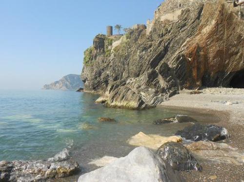 Vernazza - la spiaggia (9)
