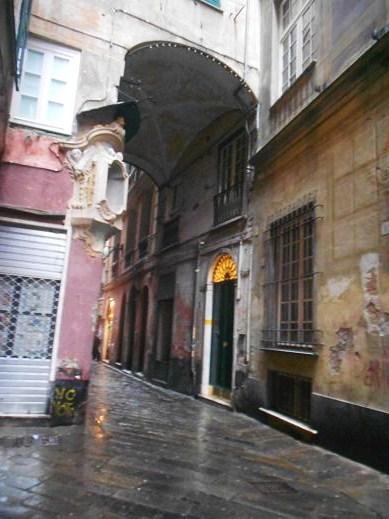 Via Dei Giustinani