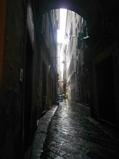 Via dei Giustiniani