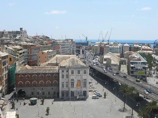 Panorama da Torre dei Morchi