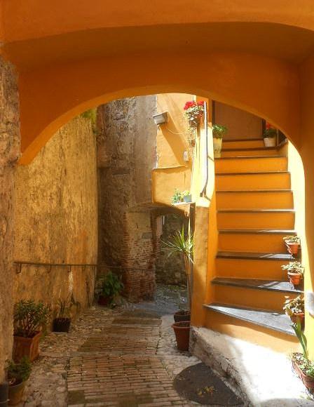 Salita di Monterosso