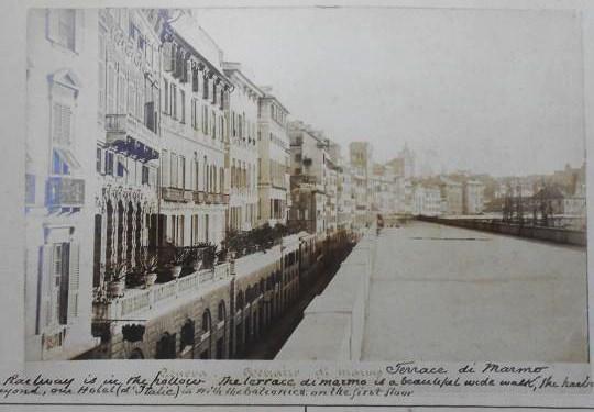 Emejing Le Terrazze Genova Ideas - Idee Arredamento Casa - hirepro.us
