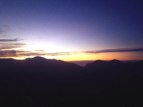 alba spettacolare