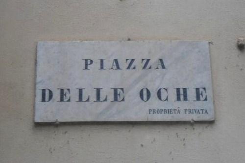 Piazza delle Oche (2)