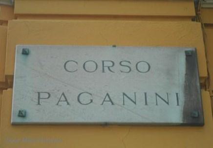 Corso Paganini