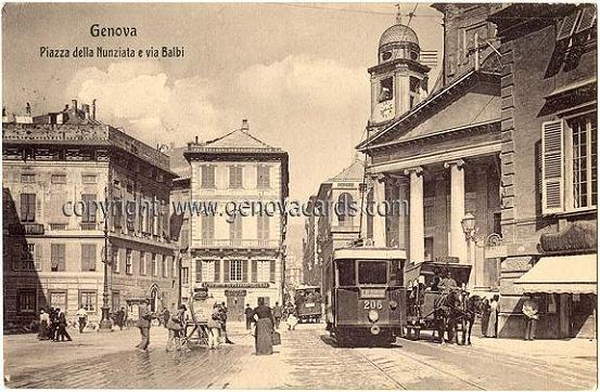 Piazza della Nunziata (2)