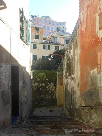 Piazza San Bartolomeo dell'Olivella
