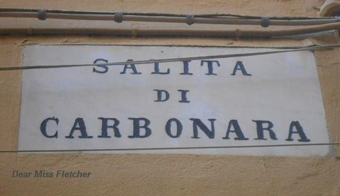 Salita di Carbonara