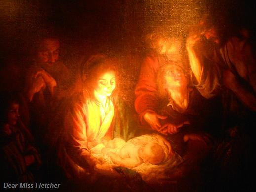 Adorazione dei Pastori - Giovanni Battista Casoni