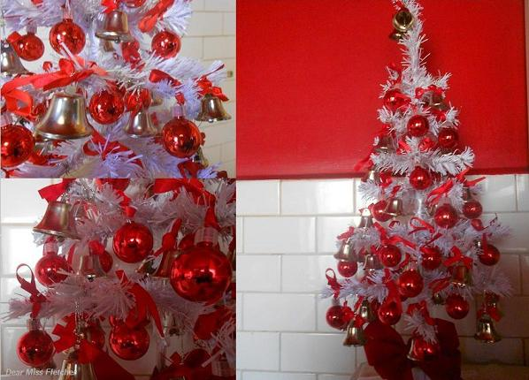 Albero Di Natale Con Decorazioni Blu : Albero di natale dear miss fletcher pagina