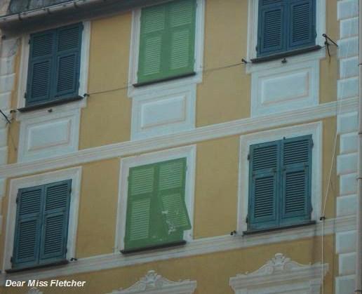Le finestre dipinte di santa margherita ligure dear miss fletcher - Finestre per barche ...