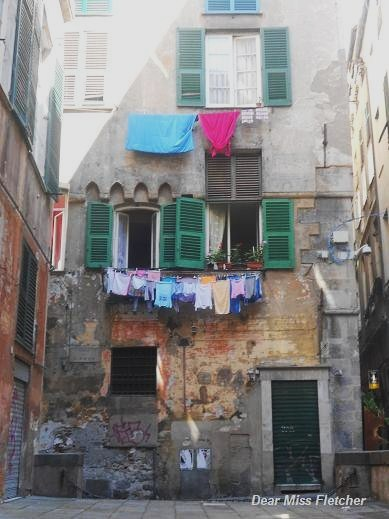 Piazza Grillo Cattaneo Vico Santa Rosa
