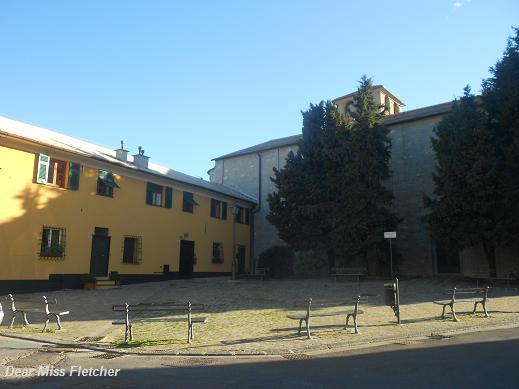 Piazza Leopardi