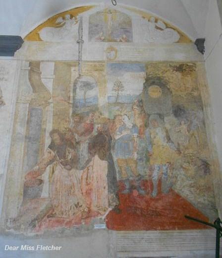 San Francesco cuoce miracolosamente i legumi