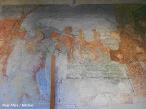 San Francesco resuscita un morto