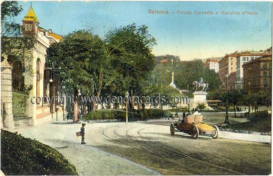 Piazza Corvetto