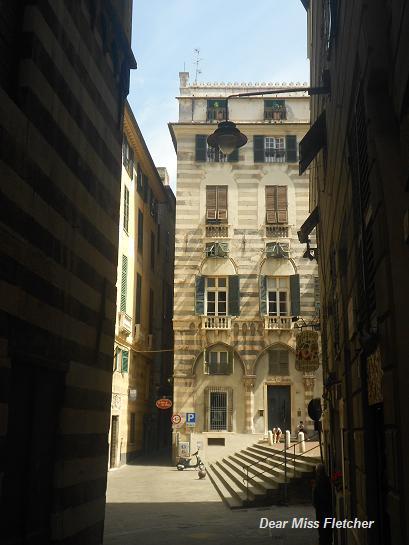 Piazza San Matteo